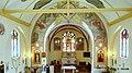 Polska ,Bydgoszcz - wnętrze kościoła pw. św. Józefa Rzemieślnika - panoramio (7).jpg
