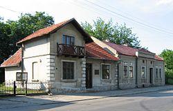 Jadern�wka - filia Muzeum Regionalnego