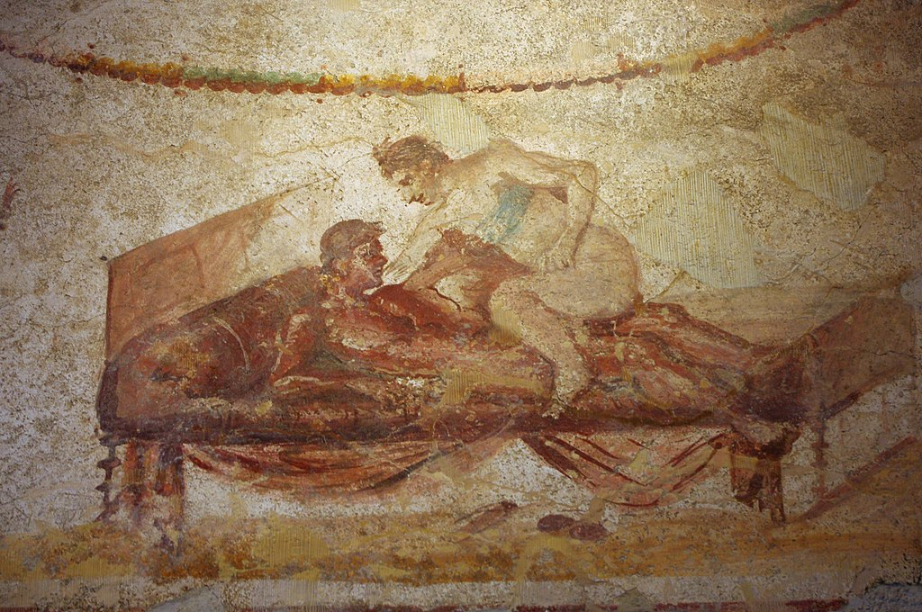 erotic Roman art era