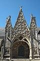 Pont-Croix Collégiale Notre-Dame-de-Roscudon Portail 013.jpg