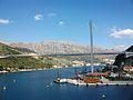 Pont Franjo Tuđman, Dubrovnik.JPG