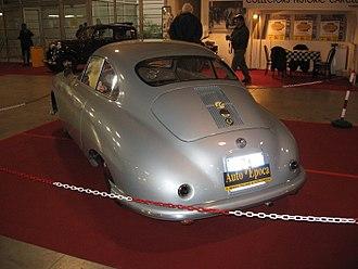 Porsche Holding - Aluminium bodied 1948 Porsche 356 made in Gmünd