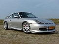 Porsche GT3 at Maasvlakt Beach (9296208356).jpg