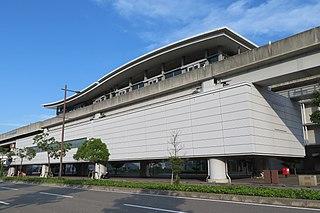 K Computer Mae Station Railway station in Kobe, Japan