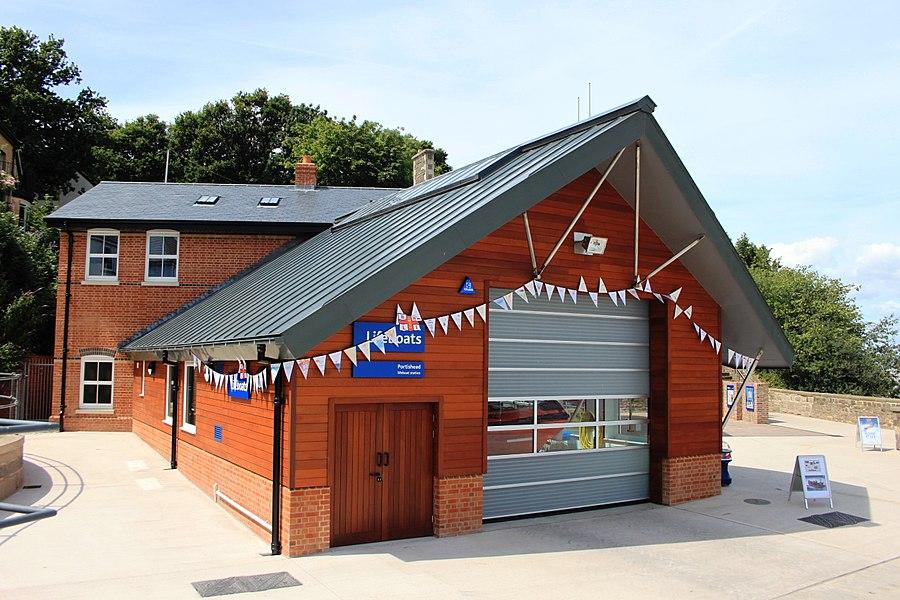 Portishead Lifeboat Station