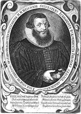 Melchior Sylvester Eckhard