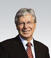 Portrait Buergermeister Boehrnsen