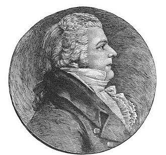 Hugh Nelson (congressman) - Portrait miniature of Hugh Nelson
