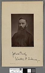 Walter Frederick Adeney