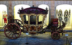 Coachbuilder - Portugal 18th century