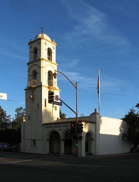 File:Post office in Ojai, California.jpg