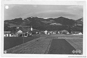 Šmartno pri Slovenj Gradcu - Postcard of Šmartno pri Slovenj Gradcu