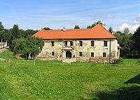 Postupice, Jemniště, old castle.jpg