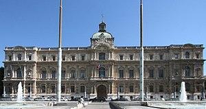 Bouches-du-Rhône - Prefecture building of the Bouches-du-Rhône department, in Marseille