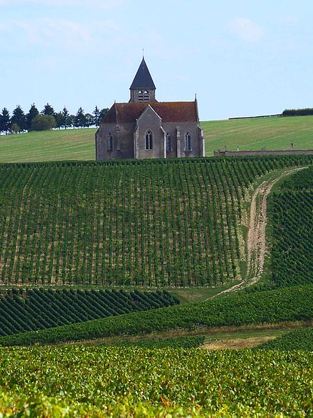 Église de Prehy de Saint-Cyr-les-Colons