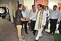Prabhas Kumar Singh Shakes Hands With Mahesh Sharma - NDL - NCSM - Kolkata 2017-07-11 3497.JPG