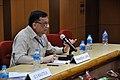 Pramod Kumar Jain - Meeting with Participants - VMPME Workshop - Science City - Kolkata 2015-07-16 8971.JPG