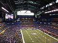 Pre-game inside Lucas Oil Stadium (6837794935).jpg