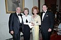 President Ronald Reagan and Nancy Reagan with Ernest Borgnine and Tova Borgnine.jpg