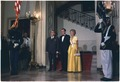 President and Mrs. Nixon and General Secretary Leonid Brezhnev of the Central Committee of the Communist Party of the... - NARA - 194515.tif