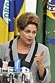 Presidente da República Dilma Rousseff concede entrevista (16817219616).jpg