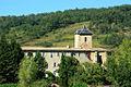 Prieuré et clocher de Camon (Ariège).jpg