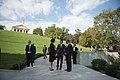 Prime Minister of Italy Matteo Renzi visits Arlington National Cemetery (29803408694).jpg