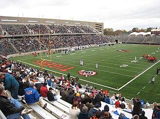 Princeton University Stadium - Image: Princeton Stadium