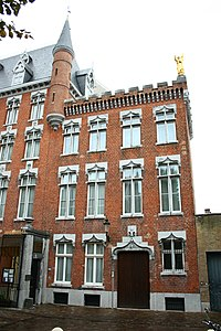 Prinsenhof, grafelijke residentie (3) - Prinsenhof 8 - Brugge - 29612.JPG