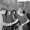 Prinses Beatrix voorstelling speelfilm Plantage Tamarinde bijgewoond, de hoofd, Bestanddeelnr 917-0854.jpg