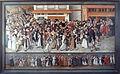 Procession de la Ligue dans l Ile de la Cite by Francois II Bunel 1522 1599.jpg