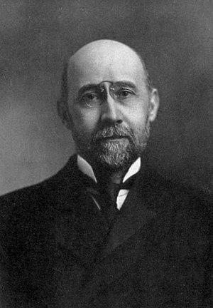 Paul Shorey - Professor Shorey, circa 1909.