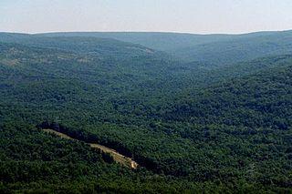Taum Sauk Mountain mountain
