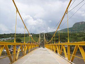 La Pintada, Antioquia - Image: Puentes en La Pintada 04