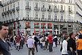 Puerta del Sol Franco Protest May 15 2014 15.JPG