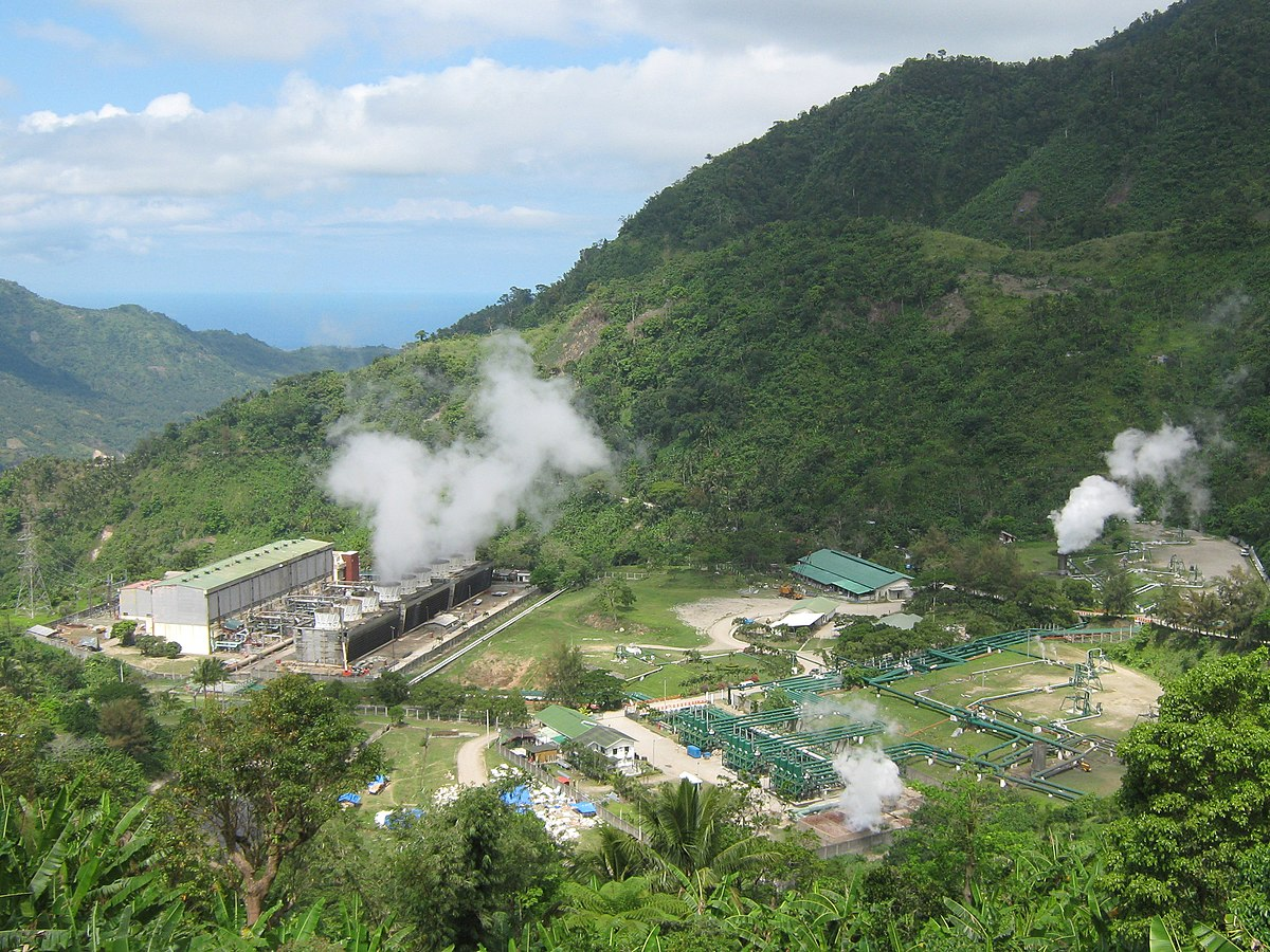 The geothermal energy