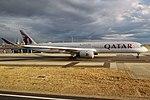 Qatar Airways, A7-ANA, Airbus A350-1041 (44530434034).jpg