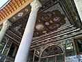 Qavam Home , looking glass roof of The porch.jpg