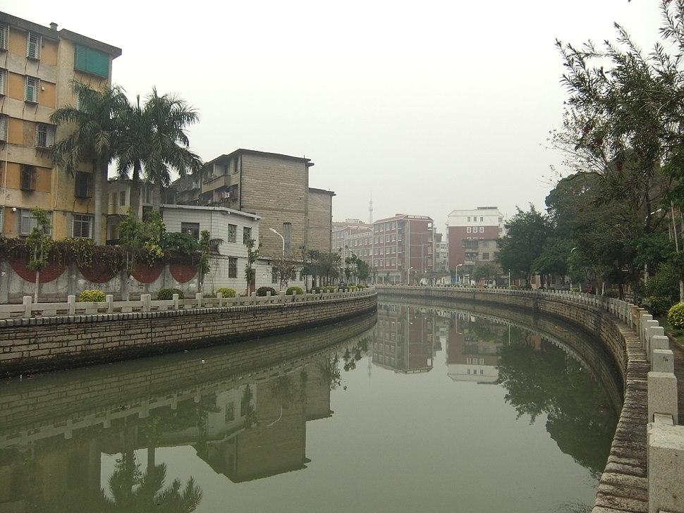 Quanzhou - Sunwu Xi - DSCF8612