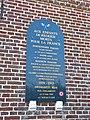 Réderie - Plaque commémorative des morts des deux guerres mondiales WP 20180725 09 26 42 Rich.jpg