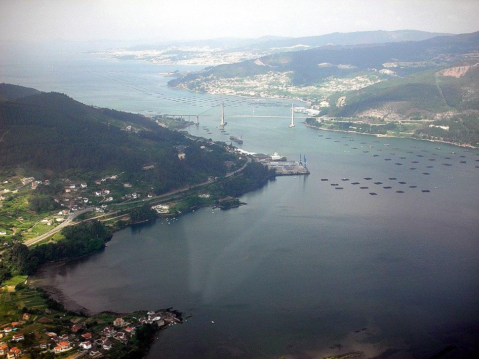 Ría de Vigo Galicia 2