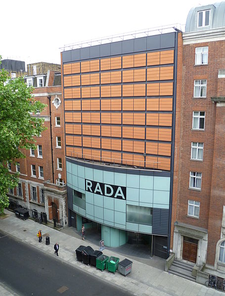 File:RADA Theatre, Malet Street, London.JPG