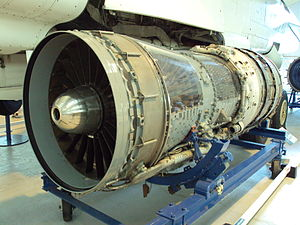 Rolls-Royce Olympus - Olympus Mk 320 at the RAF Museum, Cosford.