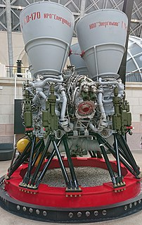 RD-170 Soviet (now Russian) rocket engine, the most powerful in the world