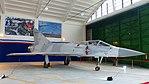 ROCAF Mirage 2000-5EI 2032 Display in Hangar of Ching Chuang Kang AFB 20161126.jpg