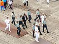ROCA Officers Leaving No.12 Pier after Review 20130504.jpg