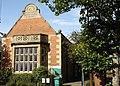 Radford Lenton Library, Lenton Boulevard - geograph.org.uk - 925510.jpg