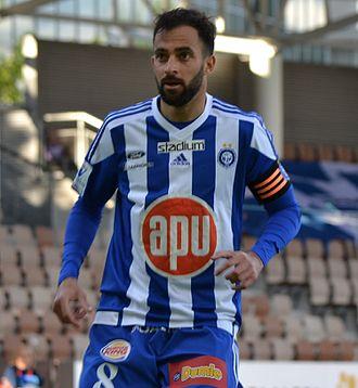 Helsingin Jalkapalloklubi - Rafinha has been captaining the side since 2017.