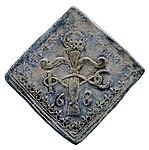 Raha; klippinki; markka; 8 markkaa - ANT2-629 (musketti.M012-ANT2-629 1).jpg