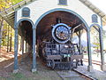 Rail Locomotive No 220, Shelburne Museum, Shelburne VT.jpg